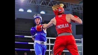 Guanto D'Oro Femminile - Trofeo Colombi 2019 FINALISSIME