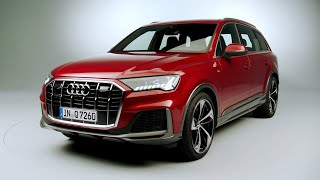 New AUDI Q7 2020 - first look exterior & interior (facelift)