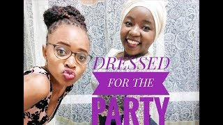 WE DRESSED UP FOR THE COCKTAIL PARTY!  PWANI INNOVATION WEEK.Vlog 1