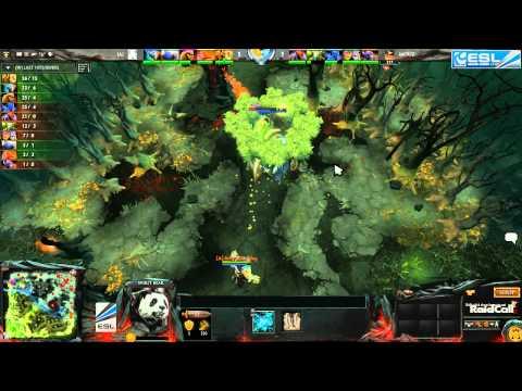 RaidCall EMS One - Quarterfinal - The Alliance vs Mouz Game 2