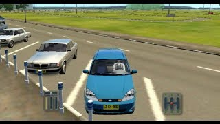 Ford focus SVT v city car driving 1.2.2 CZECH