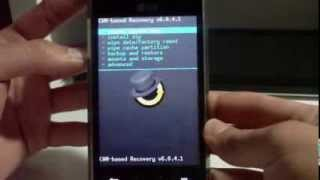 Instalar Bootanimation de Android 4.4 kit-Kat