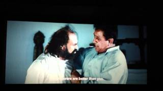 A scene from BOL - The Movie