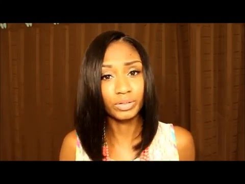 The Rihanna Bob! Ruth's Beauty Shop Bob Lace Wig Review! Katie Pro Cut!