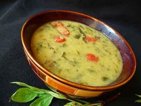 Gongura Daal - Andhra Cuisine