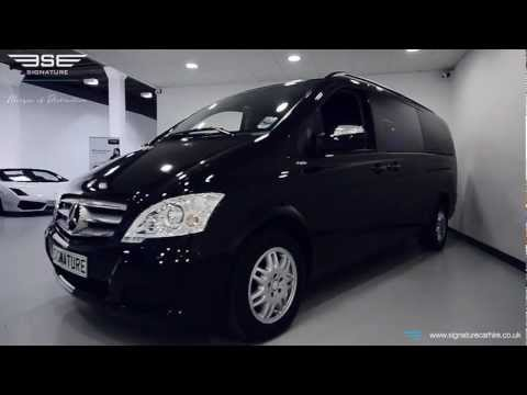Luxury Mercedes-Benz Viano Ambiente - In Depth Tour & Showcase