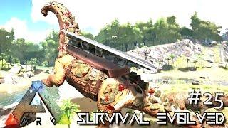 ARK: Survival Evolved - TAMING A TITANOSAURUS NEW UPDATE !!! - SEASON 4 [S4 E25] (ARK Gameplay)