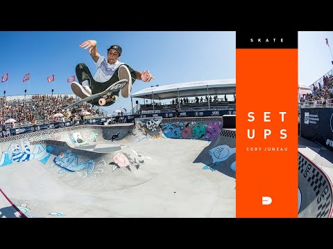 Setups: This is what Cory Juneau Skates to Carve Bowls