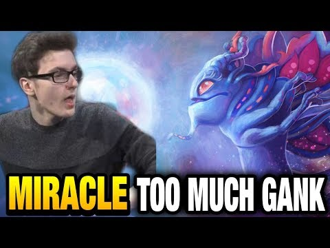 Miracle- vs Saksa - Can't Play this Hero Dota 2