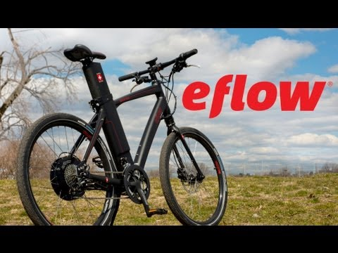Currie eFlow e3 Nitro electric bike