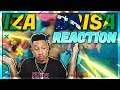 IZA   Brisa Reaction Video