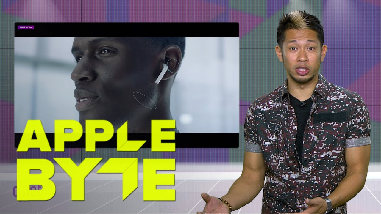 Reactions to the iPhone 7, Apple Watch Series 2 and those Air Pods (Apple Byte)