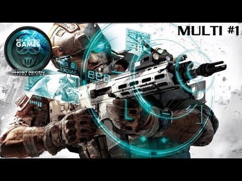 Multiplayer #1 - Tom Clancy's Ghost Recon: Future Soldier - Roj-Playing games!