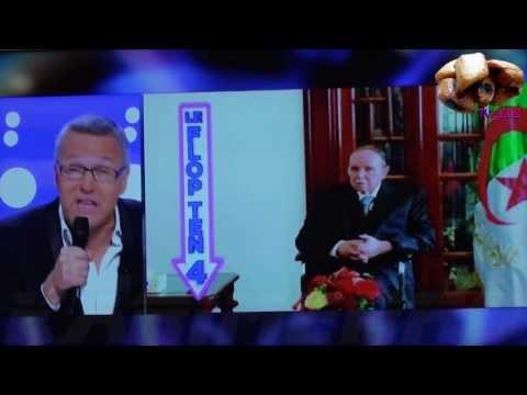 La TV française se moque du roi Fakhamatouhou Abdelaziz Bouteflika 2013