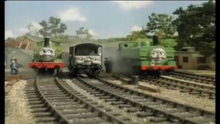 The Railway Series-Toad Stands By