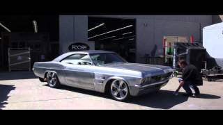 Chip Foose 65 Impala interview