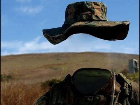 UNREAL!! U.S. Army Soldier Wearing Invisibility Suit!! 2015