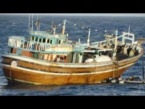 Coast guard intercepts suspicious foreign boat off Kerala