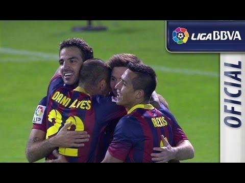 Resumen de FC Barcelona (1-0) RCD Espanyol - HD