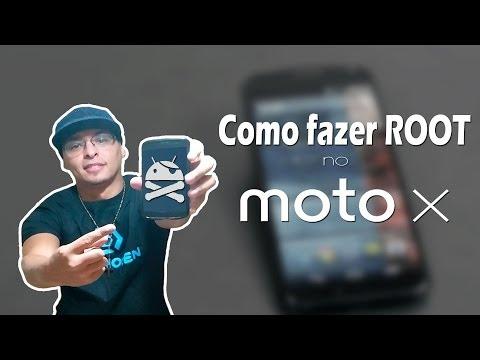 Como fazer ROOT no Motorola Moto X
