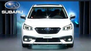 2020 Subaru Legacy World Premiere at the Chicago Auto Show