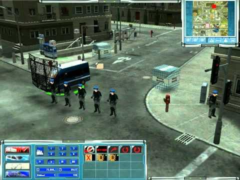Deploiement Gendarmerie Mobile