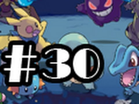 Pokemon Mystery Dungeon Walkthrough B�l�m 30 - Howling Forest & Smeargle