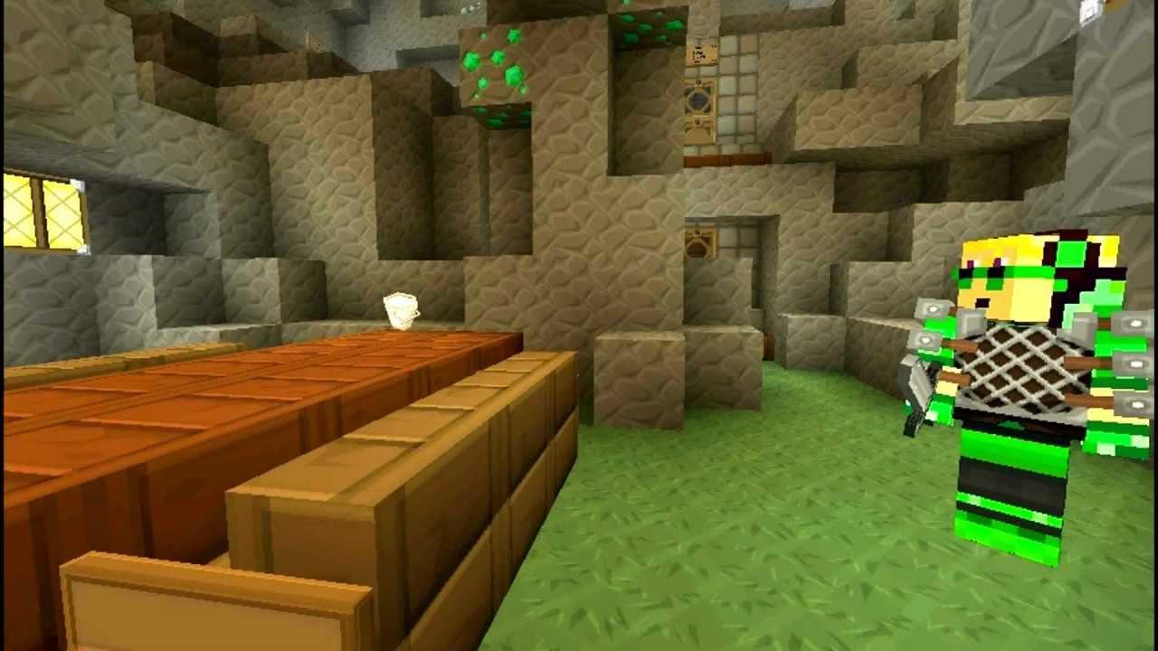 Epic Mancave Builds Minecraft Epic Build Part 1