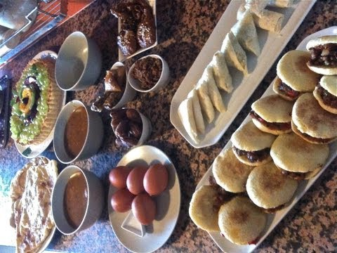 Watch Me Get My Ramadan Iftar meal Ready Episode  اعداد مائدة الافطار المغربي حلقة 3