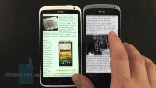HTC One X vs HTC One S