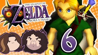 Zelda Majora's Mask: Legend of the Mask - PART 6 - Game Grumps