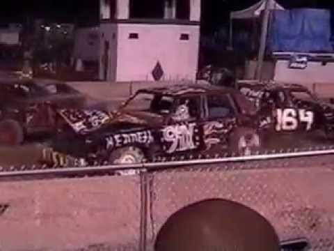 2005 Vermont State Fair Demolition Derbys