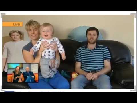 Greg, Denise and Theo interview about Niall first show in Croke Park by Ireland:AM