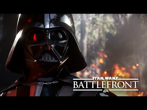 Star Wars Battlefront Reveal Trailer