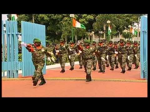 Cérémonie de l'Indépendance de la Côte d'Ivoire du 07 Août 2015