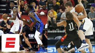NBA Summer League Highlights: Ayton vs. Bamba, Young vs. Allen, and more | ESPN