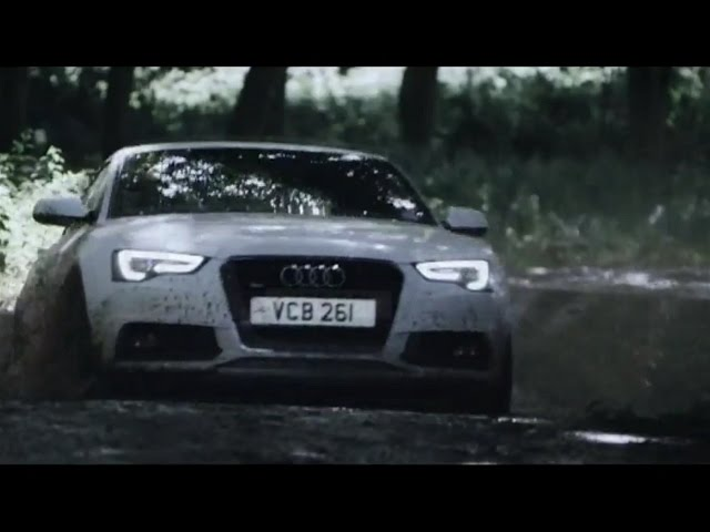 Audi A5 Coupe, Sportback - Interior, Exterior And Driving