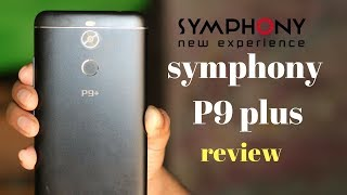Symphony P9+(plus) ReVIEW Bangla