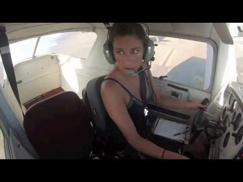 My Solo Flight! Cessna 152