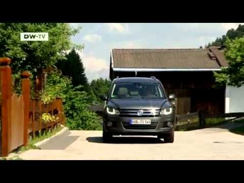 am start: VW Tiguan | motor mobil