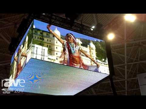 ISE 2017: Daktronics Shows Off HDR LED Display