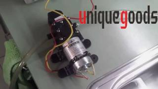 download lagu Dc 12v 100psi 4l/min Diaphragm Water Self Priming Pump gratis