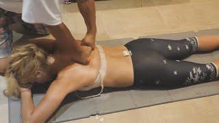 THRILLING ASMR Chiropractic Adjustment Compilation