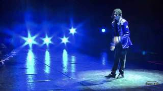 Michael Jackson - Man in the mirror (live rehearsal) this is it  - HDの動画