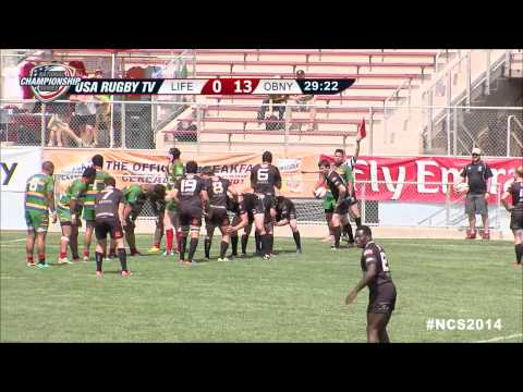 Men's Club DIII Championship - Old Blue NY vs. Life West Gladiators