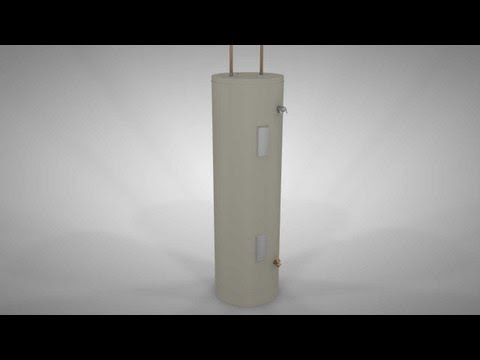 How It Works: Electric Water Heater