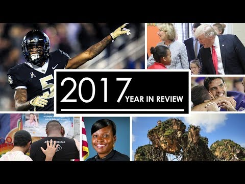 Orlando Sentinel 2017 Year in Review