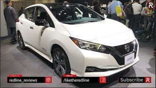 2019 Nissan Leaf E+ – Redline: First Look – 2019 CES