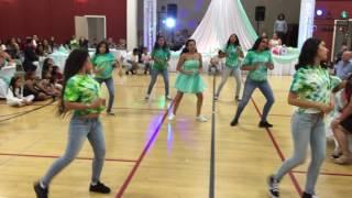 Baile sorpresa - El baile del beeper.