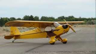 1938 Piper J3C-50 Sport Cub FOR SALE.mpg